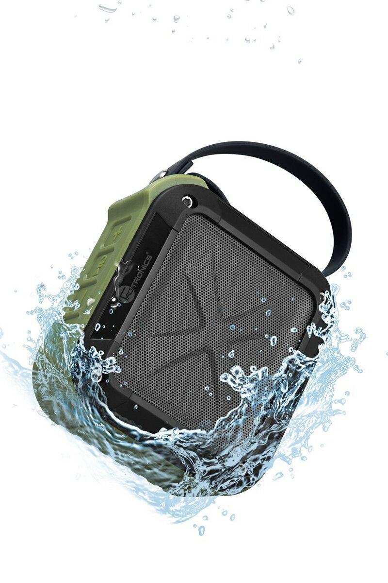 Bluetooth スピーカー アウトドア/防水スピーカー TaoTronics Bluetooth 4.0ポータブルワイヤレススピーカー(野外対応、コンパクトサイズ , 15時間連続使用) sl01