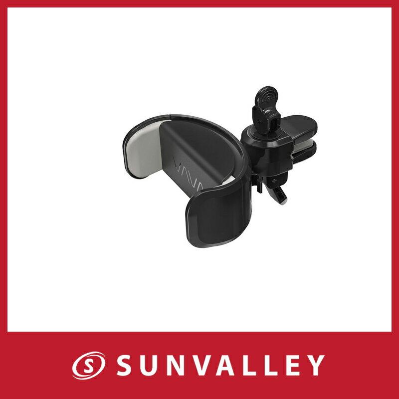 VAVA 車載ホルダー エアコン吹き出し口 取り付け 車載スマホホルダー ケーブルフック付き 360°回転可能 多機種対応