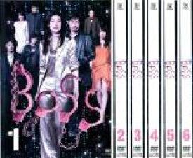全巻セット【中古】DVD▼BOSS ボス(6枚セット)第1話〜第11話 最終▽レンタル落ち