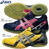 室內專用積體電路 Asic 凝膠的手球鞋勇敢 GELBRAVE 寬 3 THH526 超寬型方便球鞋子