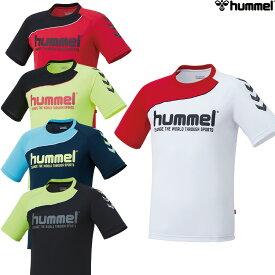 hummel ヒュンメル ハンドボールTシャツ HAP1142H 半袖シャツ