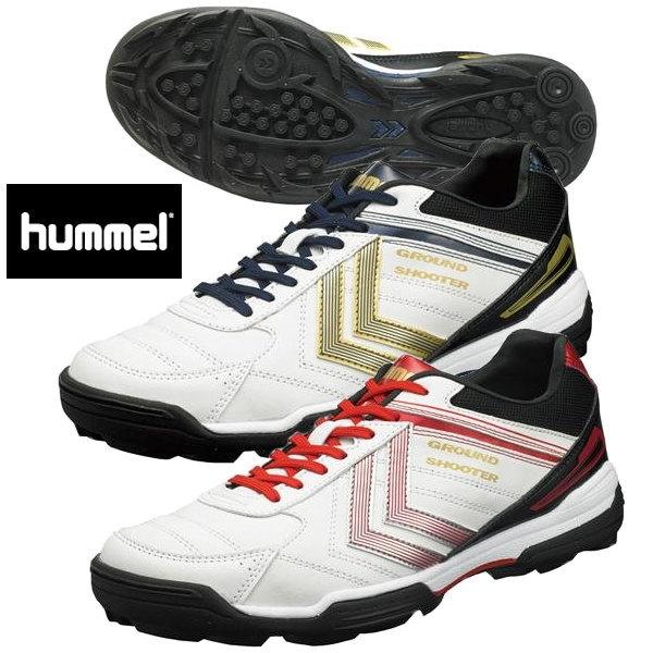 【あす楽/40%OFF】 ヒュンメル hummel ハンドボールシューズ グランドシューター3 HAS6012 アウトコート用