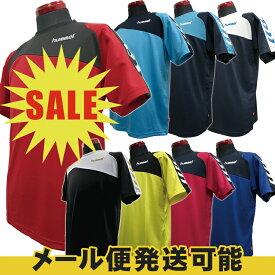 【メール便送料無料】hummel ヒュンメル ハンドボール Tシャツ ドライTシャツ HAY2071 半袖シャツ