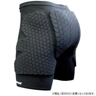 六角雪花短褲滑雪板內部保護 DD McDavid mcdavid M9988 六角墊