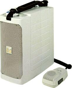 【いまだけポイント10倍】拡声器 ショルダーメガホン 6W (ホイッスル音付) TOA ER-604W