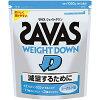 zabasu(SAVAS)重量降低優格味道(1050g約50頓飯分)CZ7047[SAVAS/大豆蛋白質/身體製造系列]