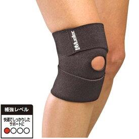 【あす楽】ミューラー(Mueller) 膝サポーター コンパクトニーサポート JPプラス 55678/55679 ラップタイプひざサポーター