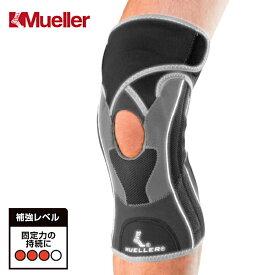 【あす楽】膝サポーター ミューラー(Mueller) Hg80 プレミアム・ニーブレイス 55741-55744 スリーブタイプ 左右兼用