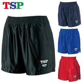TSP ティカロパンツ 男女兼用 ジュニア 卓球ゲームパンツ 031153 卓球用品 キッズ