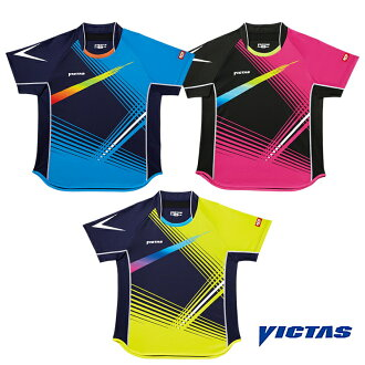 胜利者 (VICTAS) 乒乓球统一 V SW028 031456 乒乓球服装男子和妇女和乒乓球装备