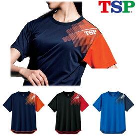 TSP 卓球Tシャツ TT-120シャツ 男女兼用 メンズ レディース 033412
