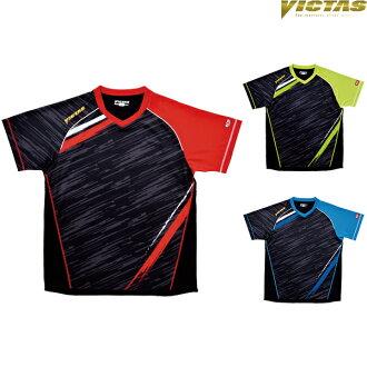 ヴィクタス (VICTAS) V-SW036 031459 table tennis game shirt uniform man and woman combined use table tennis wear