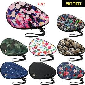 【一部予約】andro アンドロ FULL DESIGN HARD CASE フルデザインハードケース 卓球 ラケット ケース バック 412003 412004 412005 412006 412007 412008 412009