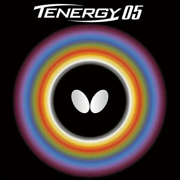 【あす楽】テナジー05 バタフライ [卓球ラバー] エネルギー内蔵型裏ソフトラバー 05800 卓球用品