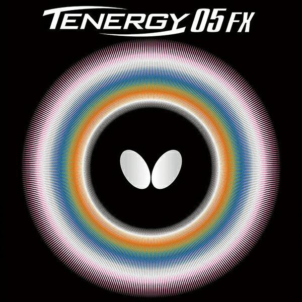 【あす楽】バタフライ BUTTERFLY テナジー05FX 卓球 ラバー エネルギー内蔵型超高性能裏ソフト 05900 卓球用品