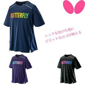 バタフライ BUTTERFLY GL・Tシャツ 卓球 Tシャツ 45580