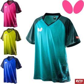 バタフライ BUTTERFLY ラゴメル・シャツ 卓球 ユニフォーム ゲームシャツ 45610