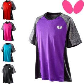 バタフライ BUTTERFLY ショルスト・Tシャツ 卓球 Tシャツ 45670