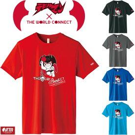 TWC×デビルマンA コラボゲームウェア 卓球 Tシャツ GV005