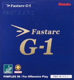 ニッタク 卓球ラバー ファスタークG1 裏ソフトラバー NR-8702