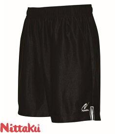 【あす楽】ニッタク(Nittaku) シャインストックショーツ NX-2409 男女兼用 卓球ゲームパンツ 卓球用品【限定モデル】
