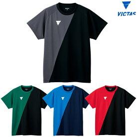 VICTAS ヴィクタス 卓球Tシャツ V-TS230 メンズ レディース 532101