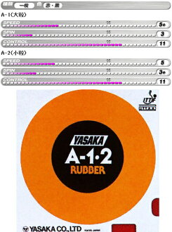 A 1 2 八阪乒乓球橡膠一塊橡膠 15 乒乓球設備