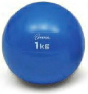 ソフトメディシンボール1kg トーエイライト H-7250 フィットネス エクササイズ ウエイトトレーニング