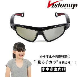 【予約/10月下旬予定】ミライモンスター・所さん大変ですよで話題!ビジョナップ・アスリート 動体視力トレーニング メガネ VA11-AF Visionup Athlete