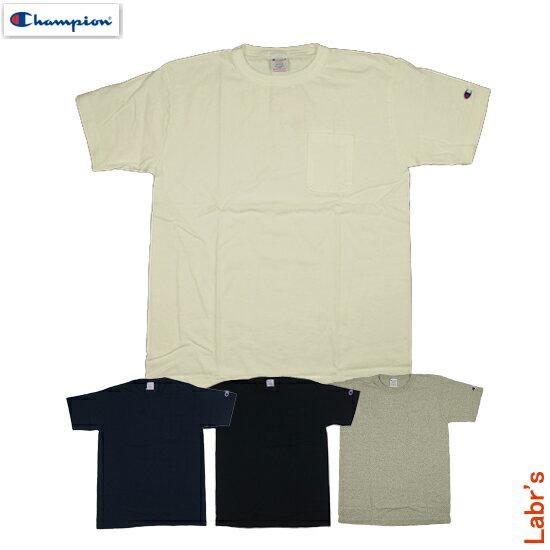 【30%OFF!】【Champion/チャンピオン 】T1011 POCKET US T-SHIRTティーテンイレブン ポケット付き US Tシャツ【ネコポス便可】【メール便不可】【10P03Dec16】