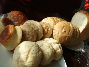 イギリスパン・ソフトライ・カンパーニュ&菓子パン3種【Bセット】