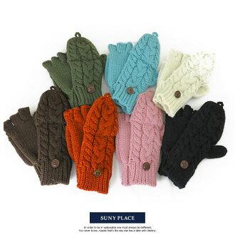 非常簡單的衡量手套手套男士女士小工具手套冬天學校通勤休閒比前