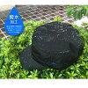 超級市場促銷防水加工工作蓋子帽子蓋子春天夏天防水UV keaautodoawakukyappumenzuredisusanipurefesu紫外線99.9%cut夏天春天夏天黑色深藍簡單的雷恩蓋子登山