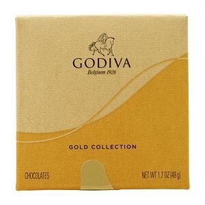 【送料無料】 ゴディバ ゴールド コレクション チョコレート アソート 4個 49g【Godiva】Gold Collection Chocolate Assortment 4 Pieces 1.7 oz