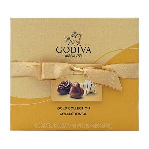 【送料無料】 ゴディバ ゴールドコレクション チョコレートアソート 19個入 196g【GODIVA】Gold Collection Chocolate Assortment 19 Pieces 6.9 oz