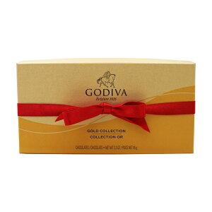 【送料無料】 ゴディバ ゴールドコレクション チョコレート ホリデーリボン 8個 95g【Godiva】Gold Collection with Holiday Ribbon Chocolate Assortment 8 Pieces 3.3