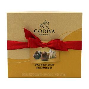 【送料無料】 ゴディバ ゴールドコレクション ホリデーリボン チョコレートアソート 19個 196g【GODIVA】Gold Collection with Holiday Ribbon Chocolate Assortment 19 Pieces 6.9 oz
