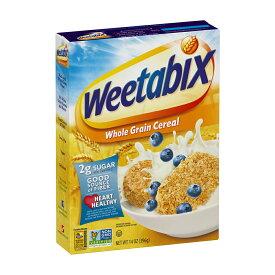 【送料無料】 ウィータビックス 全粒シリアル 396g 全粒穀物【Weetabix】Whole Grain Cereal 14 oz