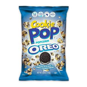 【送料無料】 スナックポップ クッキーポップ ポップコーン オレオ 149g お菓子【Snack Pop】Cookie Pop, Popcorn, Oreo 5.25 oz