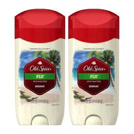 【送料無料】 オールドスパイス フィジー ウィズ パームデオドラント 85 g×2本セット アメリカ製【old spice】Fiji with Palm Tree Deodorant 3.0 oz 2Pack