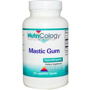 【Nutricology】ニュートリコロジーMasticGumマスティックガム120錠