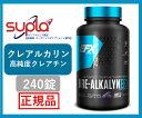 送料無料【EFX】KRE-ALKALYN PH-CORRECT CREATINE MONOHYDRATE 240 Capクレアルカリン 高純度クレアチン 240...