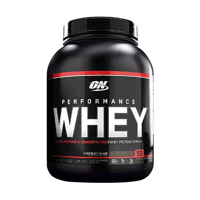 ★送料無料★オプティマムニュートリション パフォーマンスホエイ チョコレートシェイク味 1.95kg【OPTIMUM NUTRITION】Performance Whey Chocolate Shake 1.95kg