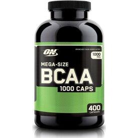 ★送料無料★オプティマムニュートリション メガサイズ BCAA 1000 mg 400 錠【Optimum Nutrition】Mega-size BCAA 1000 mg 400 CAP