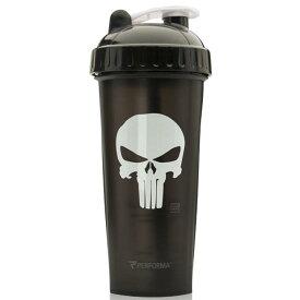 【送料無料】 パーフェクトシェイカー マーベル シリーズ パニッシャー 約800ml【Performa】Perfect Shaker Marvel Series The Punisher Shaker Cup 28 oz