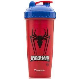 【送料無料】 パーフェクトシェイカー マーベル シリーズ スパイダーマン 800 ml【Performa】Perfect Shaker Marvel Series Spider-Man Shaker Cup 28 oz