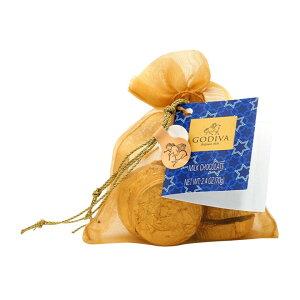 ★送料無料★ゴディバ ハヌカゴールドコインバック ミルクチョコレート 70 g【GODIVA】Hanukkah Gold Coin Bag Milk Chocolate 2.4 oz