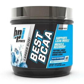 【送料無料】 ビーピーアイスポーツ ベストBCAA ブルーラズベリー 60杯分【BPI Sports】Best BCAA Blue Raspberry 1.32 lb