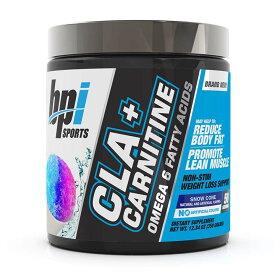 【送料無料】 ビーピーアイスポーツ CLA + カルニチン スノーコーン 50杯分【BPI Sports】CLA + Carnitine Snow Cone 12.34 oz