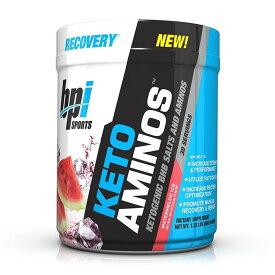 【送料無料】 ビーピーアイスポーツ ケト アミノ ウォーターメロンアイス 30杯分【BPI Sports】Keto Aminos Watermelon Ice 1.32 lb